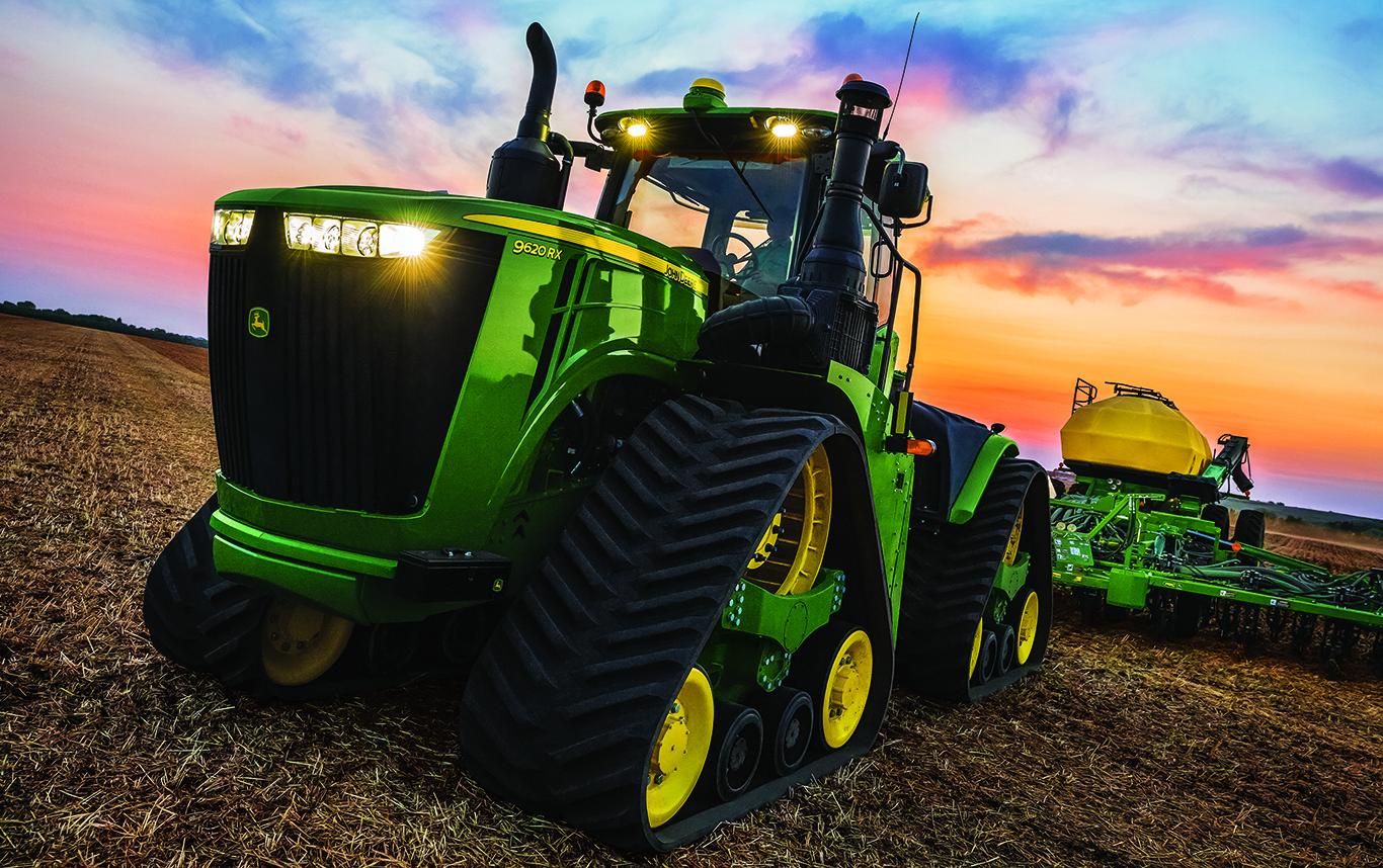 Concessionnaire Exclusif John Deere , NOVA GROUPE vous propose tous les services (vente , location, réparation, entretien) pour votre tracteur agricole et produits John Deere.