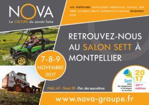 Nova sera pr sent au s e t t montpellier du 7 au 9 for Salon camping montpellier