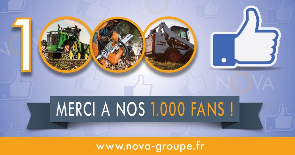 nova fete ses 1000 likes fanpage facbook