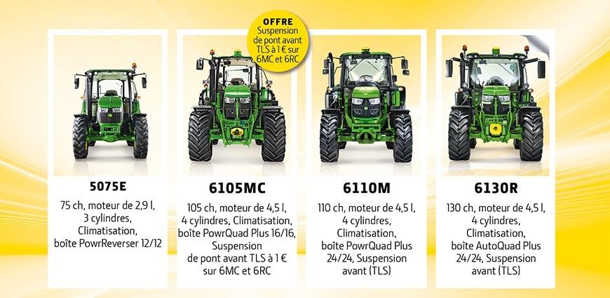 bandeau wp offre speciale tracteur john deere 2018 nova paca actualites