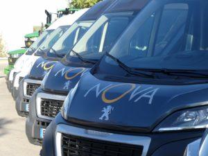 camion atelier mobile reparation tracteur agricole tondeuse minipelle chargeuse chez nova paca