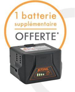 batterie offerte