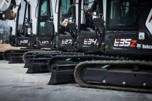 r series bobcat new 2018 E26 E27 E27z E34 E35z