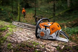 Tronconneuse Stihl MS500i à injection electronique