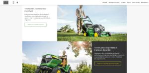 site john deere revendeur distributeur exclusif paca tondeuse et motoculture