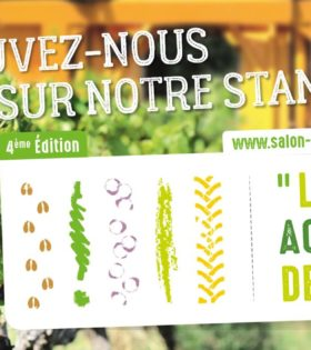 NOVA sera partenaire du Salon des Agricultures de Provence les 7, 8 & 9 juin au Domaine du Merle à Salon de Provence