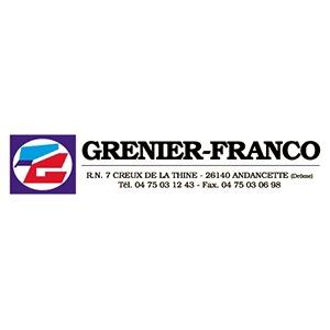 GRENIER FRANCO-logo