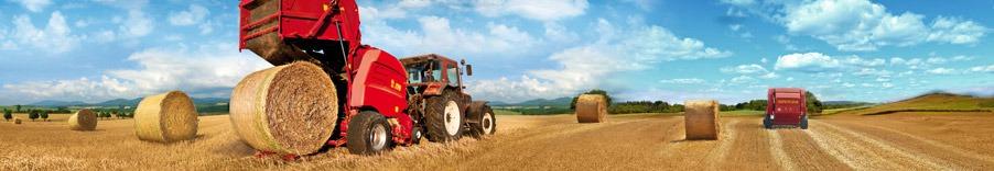 Presse à balle, enrubanneuse, faucheuse, mélangeuse, pailleuse, épandeur Supertino le spécialiste du matériels de fenaison et matériel de distribution agricole chez NOVA groupe , 12 agences en région PACA
