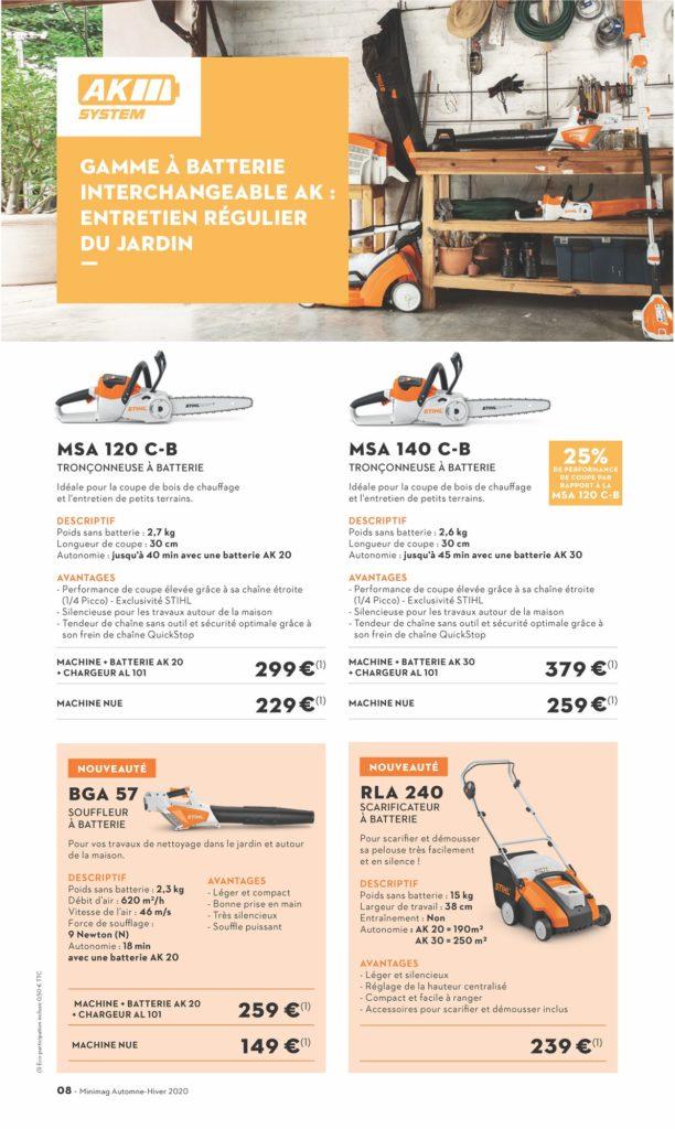 gamme à batterie minimag automne hiver 2020 stihl nova 28pages_Page_08