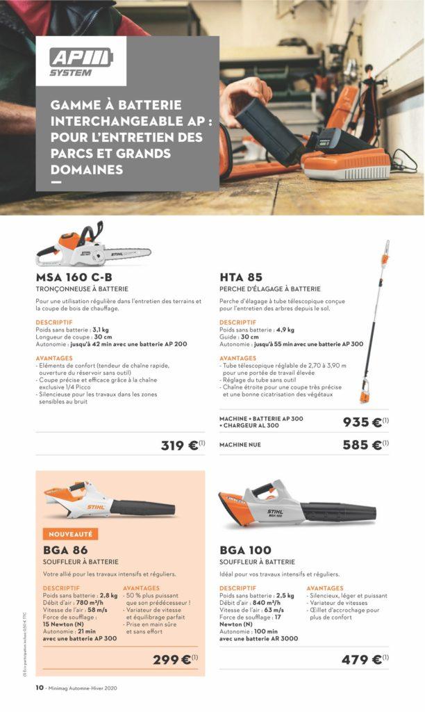 gamme à batterie minimag automne hiver 2020 stihl nova 28pages_Page_10