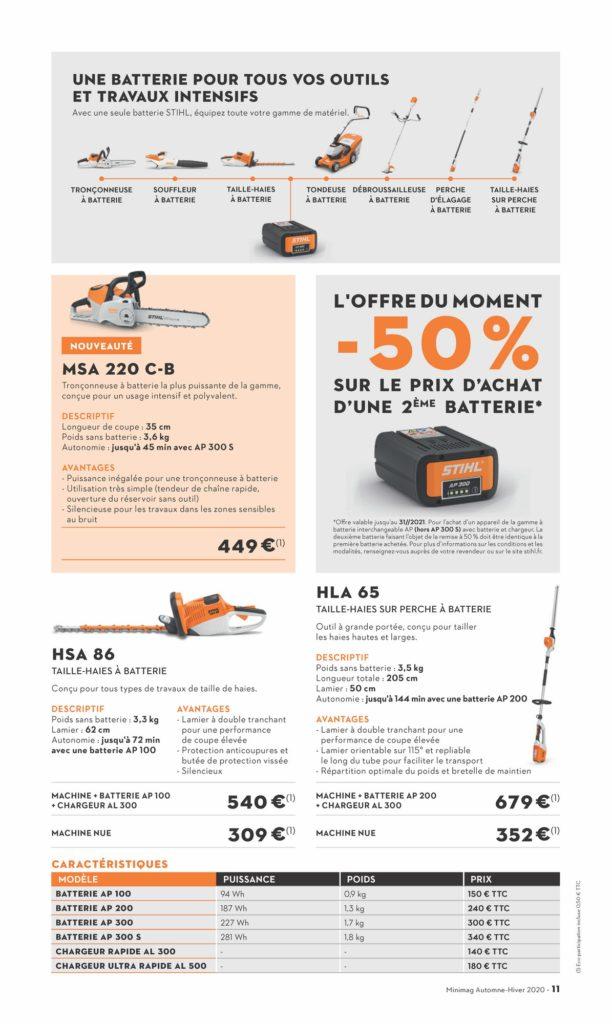gamme à batterie minimag automne hiver 2020 stihl nova 28pages_Page_11