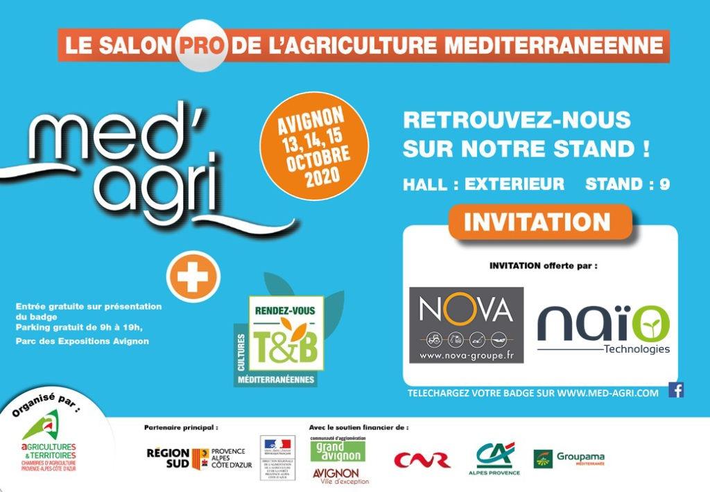 NOVA_invitation_MED'Agri 2020