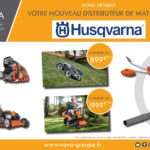 Campagne info lancement HUSQVARNA